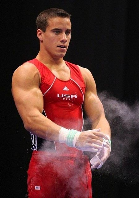 Fittie Gymnast Jake Dalton | Daily Dudes @ Dude Dump