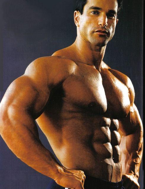 Male Model Bodybuilder Sagi Kalev | Daily Dudes @ Dude Dump