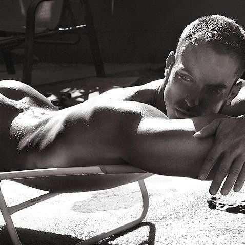 Naked As Adam: Trevor Adams | Daily Dudes @ Dude Dump