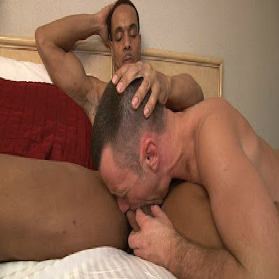 Deep Throating 11 x 7 Dick | Daily Dudes @ Dude Dump