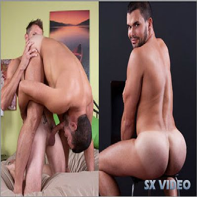 Danny Spreads his Asshole f Kirby Thomas | Daily Dudes @ Dude Dump