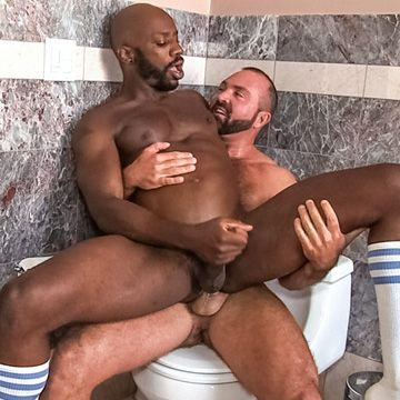 Big Dick Interracial Fuck | Daily Dudes @ Dude Dump