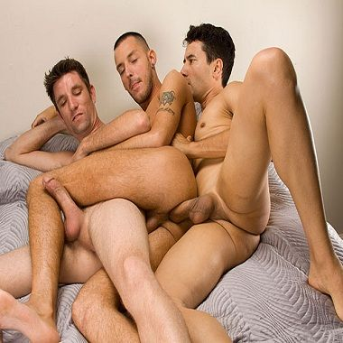 Gabriel D'Alessandro, Gio Ryder and RJ Cummings | Daily Dudes @ Dude Dump