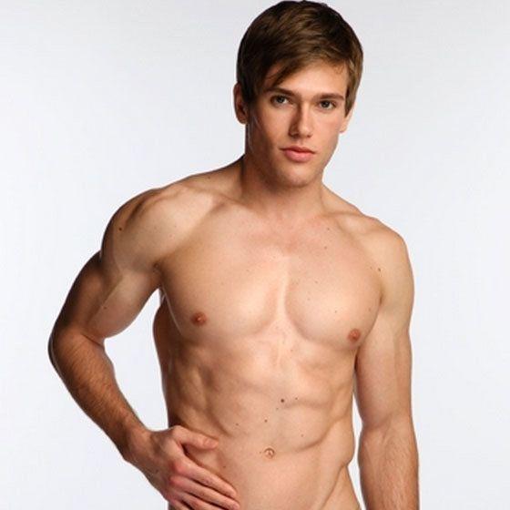 Naked As Adam: Adam Phebus   Daily Dudes @ Dude Dump