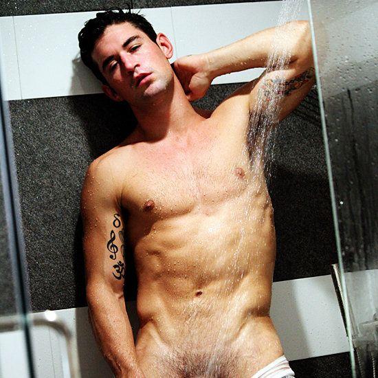 Naked As Adam: Benjamin Godfre   Daily Dudes @ Dude Dump