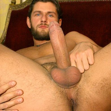 Hunky Jo Mitchel Guy With A Smooth Body/Thick Cock | Daily Dudes @ Dude Dump