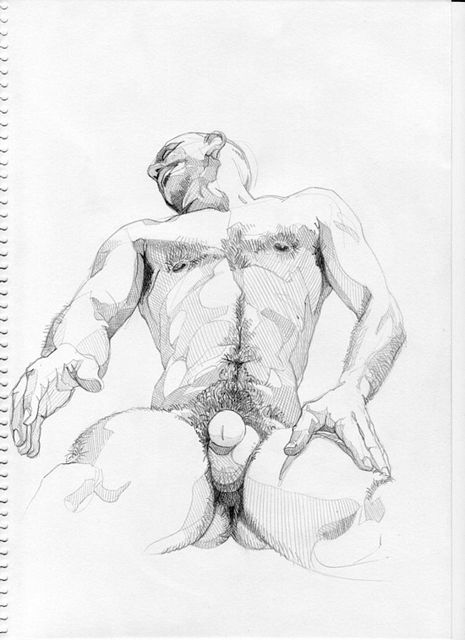 Nude Male Art | Daily Dudes @ Dude Dump