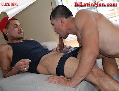Gato Taking Romo's Fat Cock. | Daily Dudes @ Dude Dump