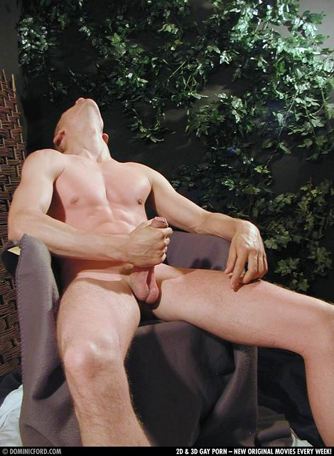 Polish Guy Rafal Wanking His Uncut Cock | Daily Dudes @ Dude Dump