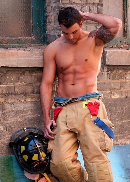 Blue Collar Hunks | Daily Dudes @ Dude Dump