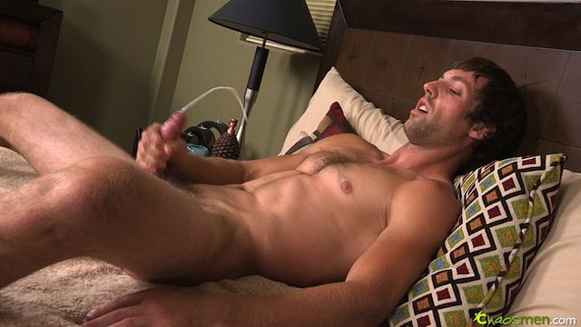 Shooting A Big Jock Cum Load | Daily Dudes @ Dude Dump