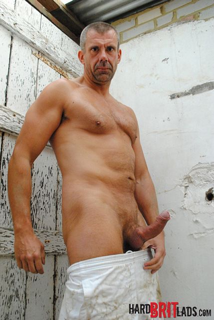 Jack Saxon; Hung Beefy Rugby Daddy   Daily Dudes @ Dude Dump