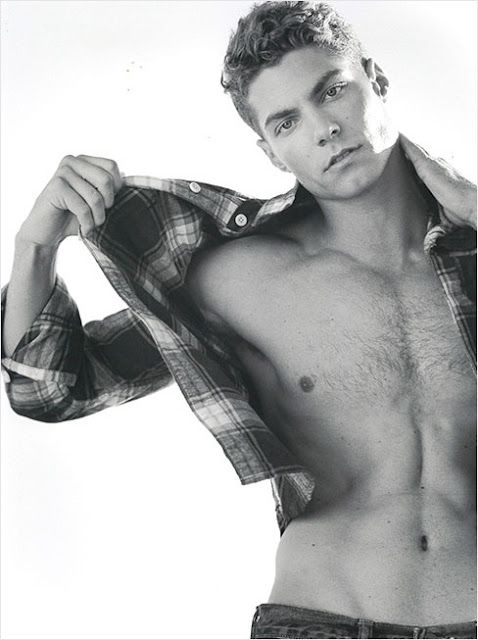 Joe Slaughter by Bruce Weber | Daily Dudes @ Dude Dump
