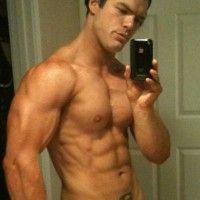 Muscled Guys Self Pics | CamGuys Net | Daily Dudes @ Dude Dump