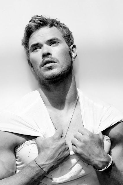 Kellan Lutz by Mark Abrahams | Daily Dudes @ Dude Dump