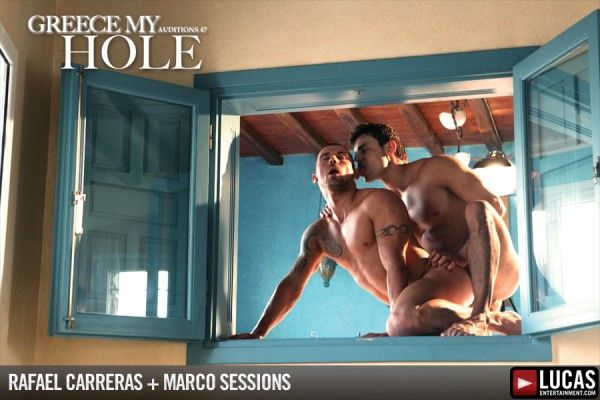 Rafael Carreras fucks Marco Sessions | Daily Dudes @ Dude Dump