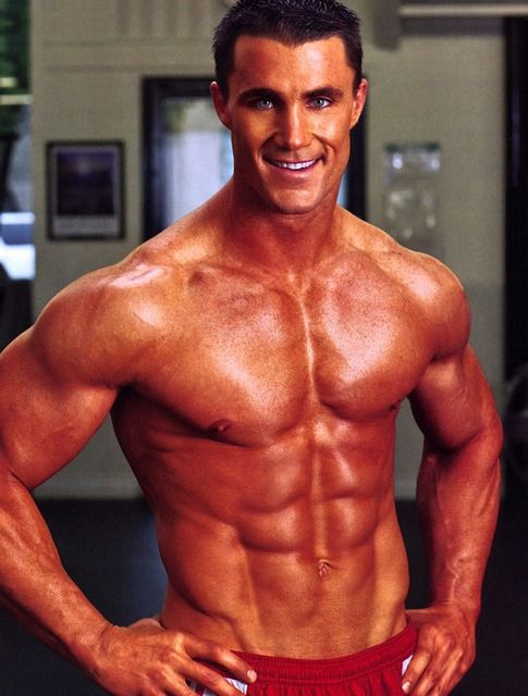Going Gay For Greg Plitt | Sexy Muscle Guys | Daily Dudes @ Dude Dump