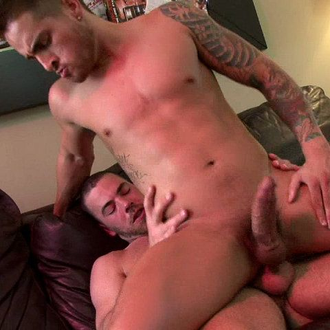 Parker Perry tops Bryce Star | Daily Dudes @ Dude Dump