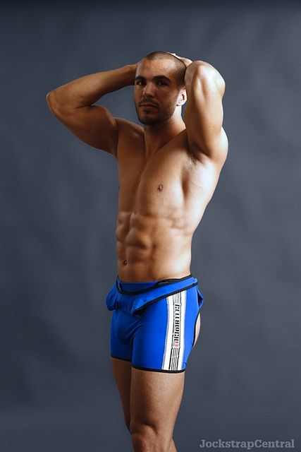 Hunky Male Wrestlers!   Daily Dudes @ Dude Dump