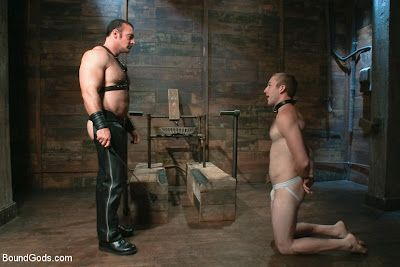 Cody Welcomes New Dom Brad   Daily Dudes @ Dude Dump