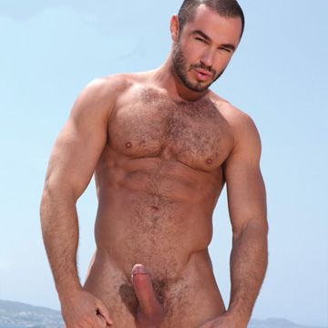 Jessy Ares | Daily Dudes @ Dude Dump