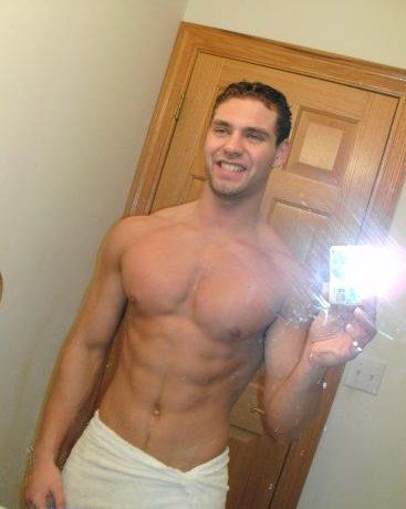 Ripped Muscle Self Pic Hunks | Daily Dudes @ Dude Dump