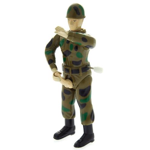 Sergeant Stroker Wanking Doll | Daily Dudes @ Dude Dump