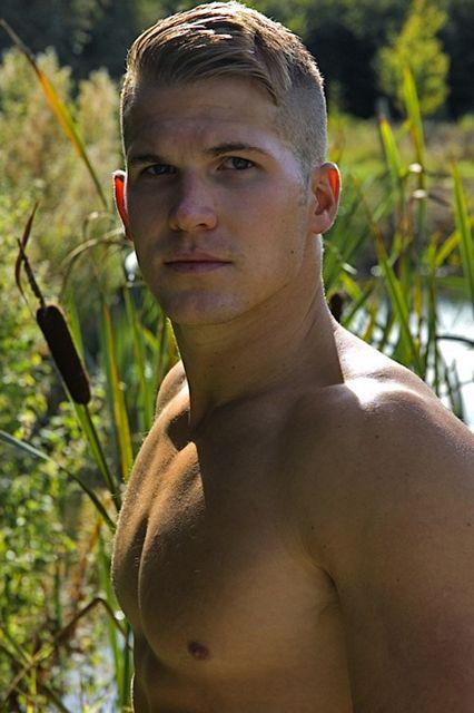 Handsome British Male Model Adam | Gay Body Blog | Daily Dudes @ Dude Dump