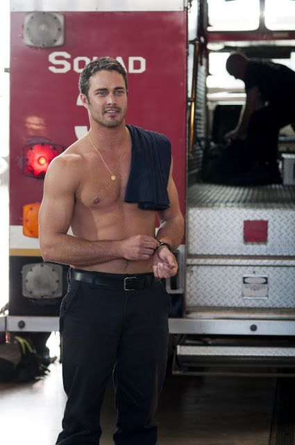 Taylor Kinney And Jesse Spencer Goes Shirtless | Daily Dudes @ Dude Dump
