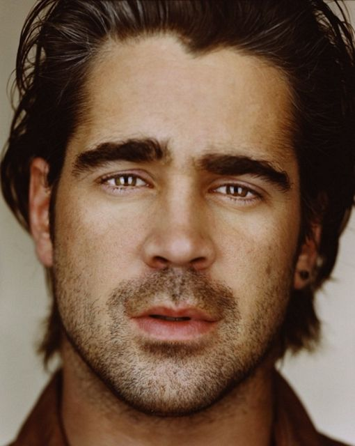 Gorgeous Stud Muffin Colin Farrell | Daily Dudes @ Dude Dump