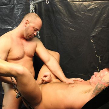Two Hardcore Muscle Bears Fucking Hard And Deep!   Daily Dudes @ Dude Dump