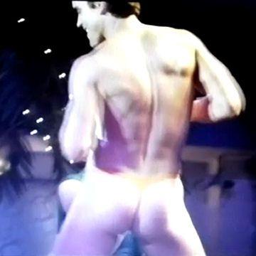 Matt Bomer stripping in Magic Mike | Daily Dudes @ Dude Dump