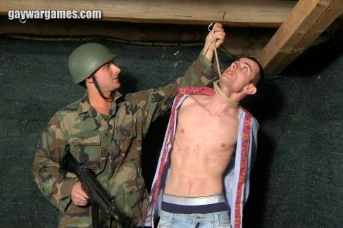 Slave Gay Torment | Daily Dudes @ Dude Dump