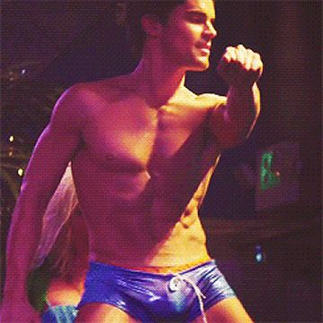 Magic Mike — Matt Bomer's deleted scene | Daily Dudes @ Dude Dump