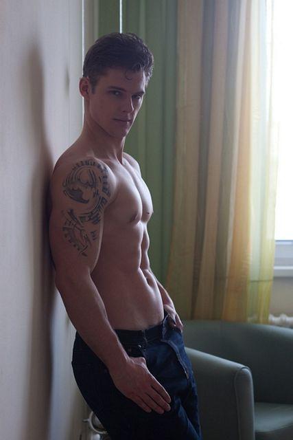 Muscle Czech Model Maik Mahler   Daily Dudes @ Dude Dump