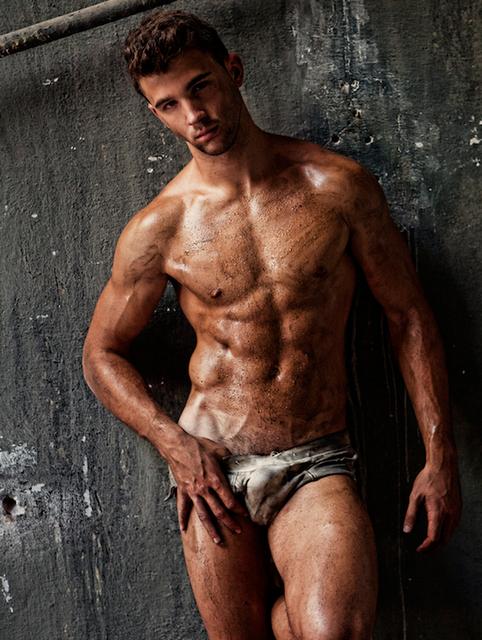 Mr Gay Europe Miguel Ortiz | Daily Dudes @ Dude Dump