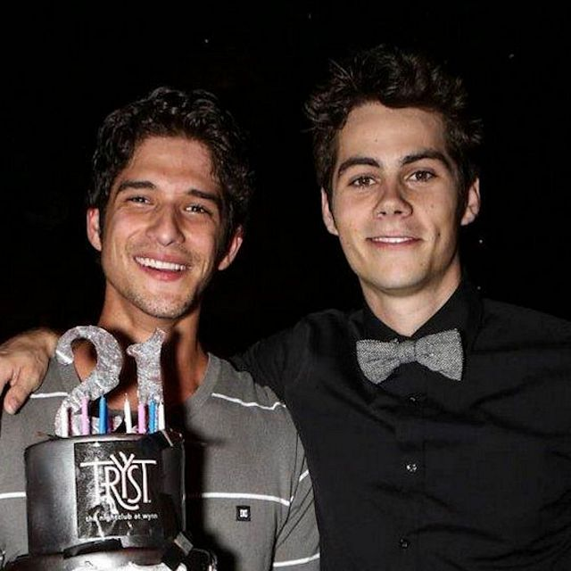 Dylan O'Brien and Tyler Posey | Daily Dudes @ Dude Dump
