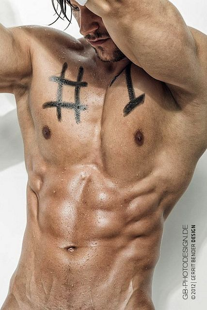German Hunk Tadzio   Gay Body Blog   Daily Dudes @ Dude Dump