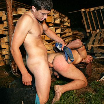 Twink Gets Gangster Fucked   Daily Dudes @ Dude Dump