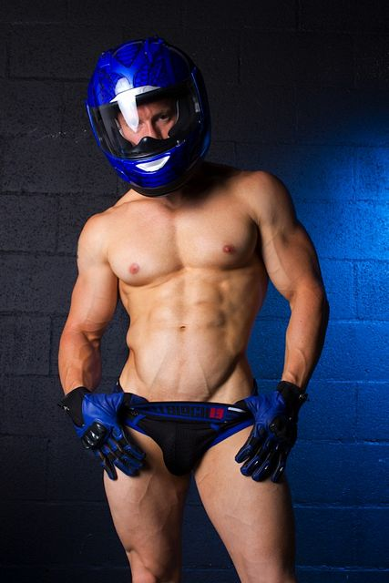 Muscle Hunk Kevin Williamson For CellBlock 13 | Daily Dudes @ Dude Dump