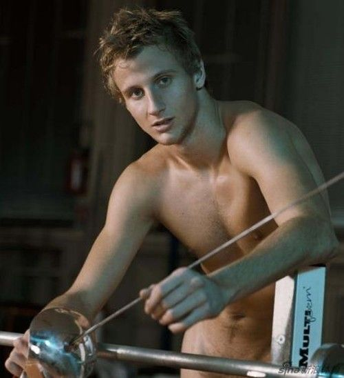 French Fencing Team Get Naked | Gay Body Blog | Daily Dudes @ Dude Dump