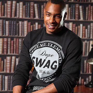 Black Stud Tyson Tyler | Daily Dudes @ Dude Dump