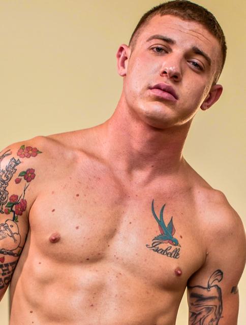 Hung Jock Bad Boy James Ryder | Daily Dudes @ Dude Dump
