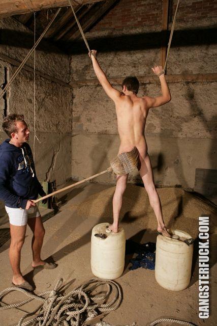 Gay sex torture   Daily Dudes @ Dude Dump