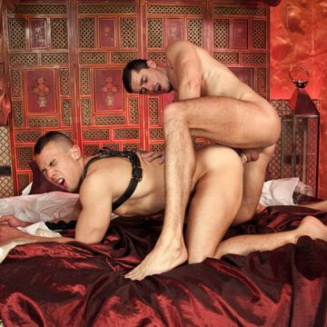 Jay Roberts Fucks His Gay Slave Mike Colucci | Daily Dudes @ Dude Dump