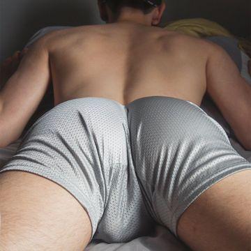 A cushion for the pushin' | Daily Dudes @ Dude Dump