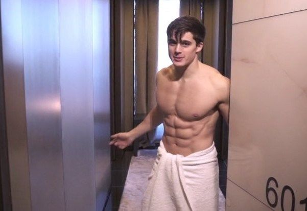A Day In The Life Of Pietro Boselli | The Erotic M | Daily Dudes @ Dude Dump