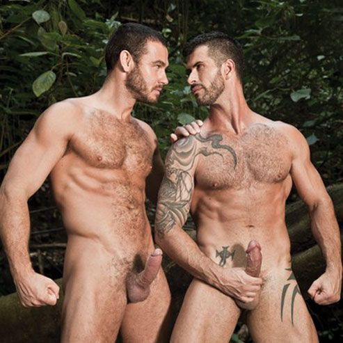Adam Killian sucks Jessy Ares | Daily Dudes @ Dude Dump