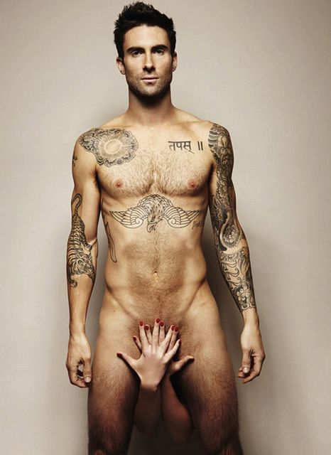 Adam Levine Voted 2013 Sexiest Man of the Year | Daily Dudes @ Dude Dump