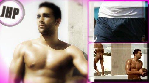 Adil Rami naked! | Daily Dudes @ Dude Dump